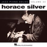 Download Horace Silver 'Thou Swell (arr. Brent Edstrom)' printable sheet music notes, Jazz chords, tabs PDF and learn this Piano song in minutes