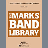 Download Robert Jager Three Scenes From Penn's Woods - Bb Clarinet 1 sheet music and printable PDF music notes