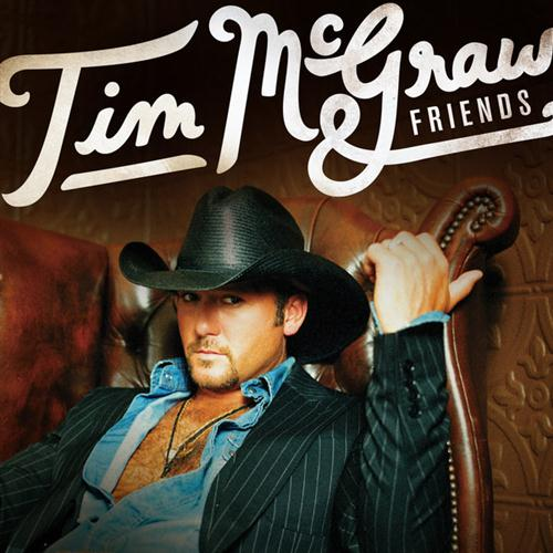 Tim McGraw with Faith Hill, It's Your Love, Piano (Big Notes)