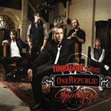 Download Timbaland Apologize (feat. OneRepublic) sheet music and printable PDF music notes