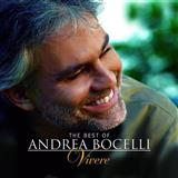 Download Andrea Bocelli Time To Say Goodbye sheet music and printable PDF music notes