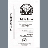 Download Tina Harrington Ajde Jano sheet music and printable PDF music notes