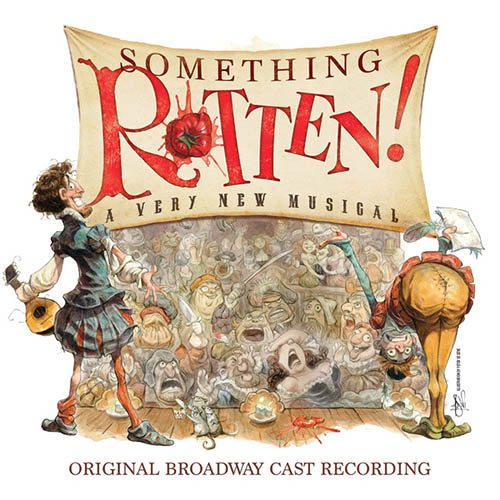 Karey Kirkpatrick and Wayne Kirkpatrick, To Thine Own Self (Reprise) (from Something Rotten!), Piano & Vocal