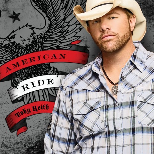Toby Keith, American Ride, Piano, Vocal & Guitar (Right-Hand Melody)