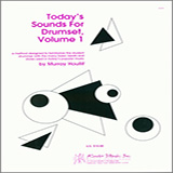 Download Murray Houllif Today's Sounds For Drumset, Volume 1 (2nd Edition) sheet music and printable PDF music notes