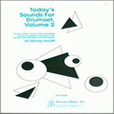 Download Murray Houllif Today's Sounds For Drumset, Volume 2 sheet music and printable PDF music notes