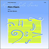 Download Tom Brown 'Flim Flam' printable sheet music notes, Classical chords, tabs PDF and learn this Percussion Solo song in minutes
