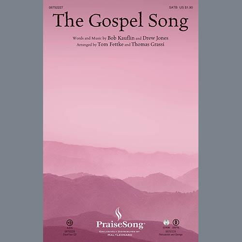 The Gospel Song - Solo Cello sheet music