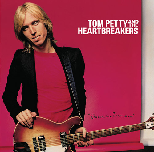 Tom Petty And The Heartbreakers, Refugee, Piano, Vocal & Guitar (Right-Hand Melody)