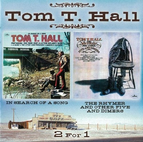 Tom T. Hall, The Year That Clayton Delaney Died, Piano, Vocal & Guitar (Right-Hand Melody)