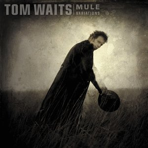 Tom Waits, House Where Nobody Lives, Piano, Vocal & Guitar (Right-Hand Melody)