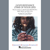 Download Tom Wallace Good Riddance (Time of Your Life) - Aux. Perc. 2 sheet music and printable PDF music notes