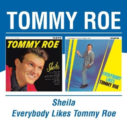 Tommy Roe, Sheila, Piano, Vocal & Guitar (Right-Hand Melody)