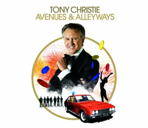 Tony Christie, Avenues & Alleyways, Piano, Vocal & Guitar (Right-Hand Melody)