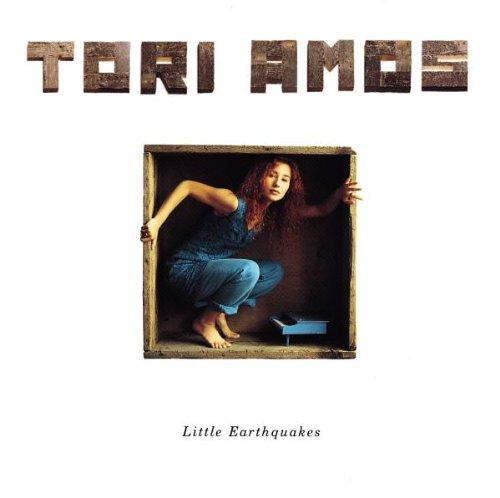 Tori Amos, Crucify, Piano, Vocal & Guitar (Right-Hand Melody)