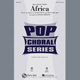 Download Toto Africa (arr. Roger Emerson) - Synthesizer II sheet music and printable PDF music notes
