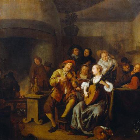 Traditional English Folksong, Greensleeves, Educational Piano