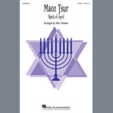 Download Traditional Hebrew Maoz Tsur (Rock of Ages) (arr. Ross Fishman) sheet music and printable PDF music notes