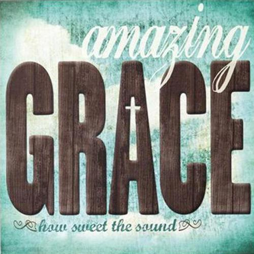Traditional Spiritual, Amazing Grace, Piano, Vocal & Guitar (Right-Hand Melody)