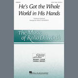 Download Traditional Spiritual He's Got The Whole World In His Hands (arr. Rollo Dilworth) sheet music and printable PDF music notes