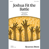 Download Traditional Spiritual Joshua Fit The Battle (arr. Greg Gilpin) sheet music and printable PDF music notes