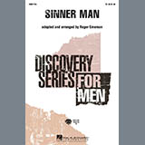 Download Traditional Spiritual Sinner Man (arr. Roger Emerson) sheet music and printable PDF music notes