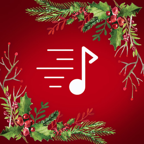 Traditional Welsh Carol, Deck The Hall, Piano