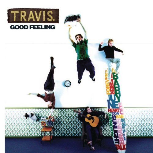 Travis, More Than Us, Piano, Vocal & Guitar