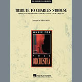 Download Ted Ricketts Tribute to Charles Strouse - Violin 1 sheet music and printable PDF music notes