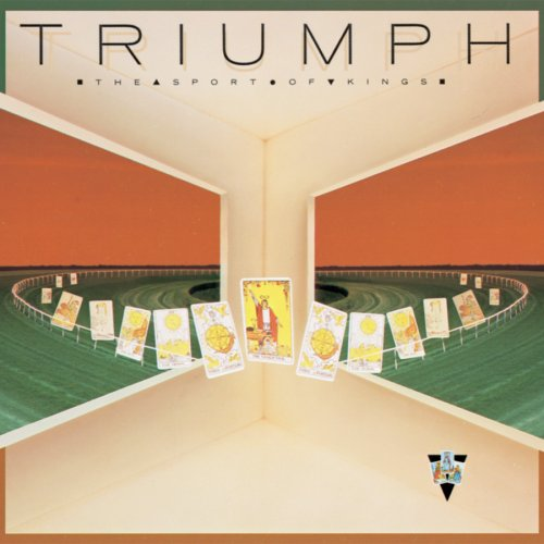 Triumph, Somebody's Out There, Piano, Vocal & Guitar (Right-Hand Melody)