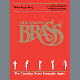 Download Luther Henderson 'Tuba Tiger Rag - Trombone (B.C.)' printable sheet music notes, Jazz chords, tabs PDF and learn this Brass Ensemble song in minutes