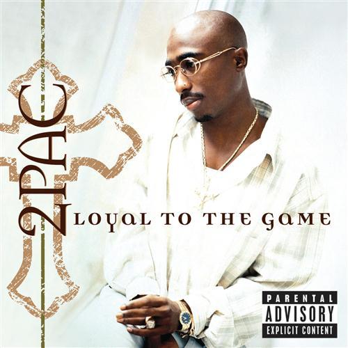 2Pac, Ghetto Gospel (feat. Elton John), Piano, Vocal & Guitar (Right-Hand Melody)