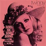 Download Twiggy Zoo De Zoo Zong sheet music and printable PDF music notes