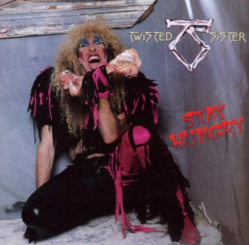 Twisted Sister, We're Not Gonna Take It, Piano, Vocal & Guitar (Right-Hand Melody)