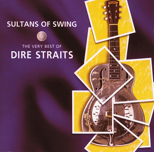 Dire Straits, Twisting By The Pool, Guitar Tab