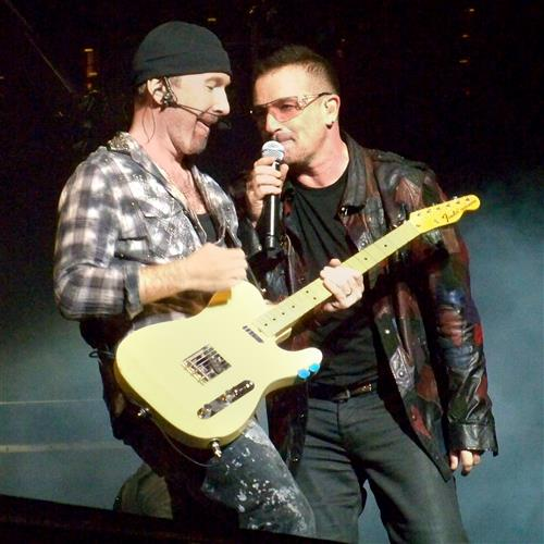 U2, Mothers Of The Disappeared, Melody Line, Lyrics & Chords