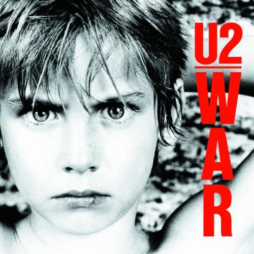 U2, New Years Day, Piano, Vocal & Guitar
