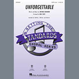 Download Louis Armstrong 'Unforgettable (arr. Mac Huff)' printable sheet music notes, Folk chords, tabs PDF and learn this SSA song in minutes