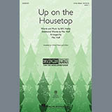 Download B.R. Hanby 'Up On The Housetop (arr. Mac Huff)' printable sheet music notes, Christmas chords, tabs PDF and learn this 3-Part Mixed Choir song in minutes