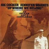 Download Joe Cocker & Jennifer Warnes Up Where We Belong sheet music and printable PDF music notes