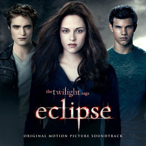 Vampire Weekend, Jonathan Low (from The Twilight Saga: Eclipse), Piano, Vocal & Guitar (Right-Hand Melody)