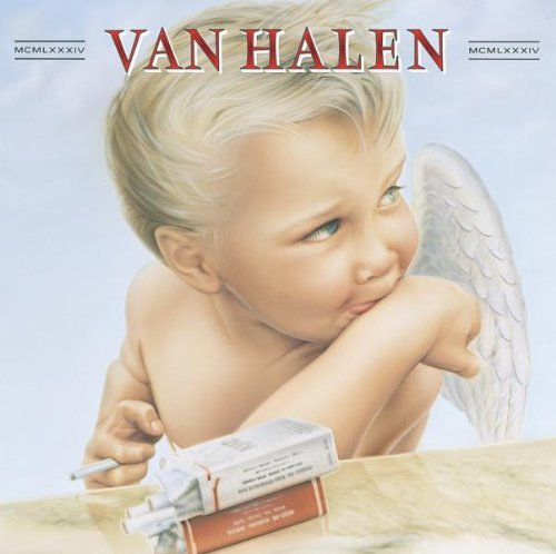 Van Halen, Panama, Easy Guitar Tab