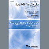 Download Various Dear World sheet music and printable PDF music notes