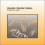 Download Various 'Kendor Recital Solos - Tenor Saxophone (Piano Accompaniment Book Only)' printable sheet music notes, Unclassified chords, tabs PDF and learn this Woodwind Solo song in minutes