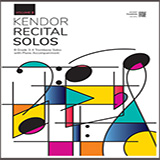 Download Various Kendor Recital Solos, Volume 2 - Trombone - Trombone sheet music and printable PDF music notes