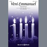 Download Jennifer Klein 'Veni Emmanuel (arr. Patti Drennan)' printable sheet music notes, Advent chords, tabs PDF and learn this SATB Choir song in minutes