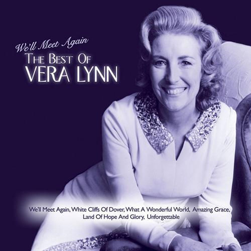 Vera Lynn, We'll Meet Again, Piano, Vocal & Guitar (Right-Hand Melody)