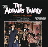 Download Vic Mizzy Addams Family Theme sheet music and printable PDF music notes