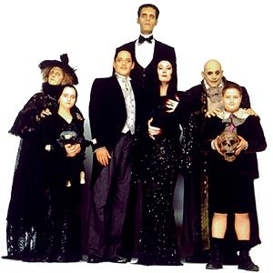 The Addams Family Theme sheet music