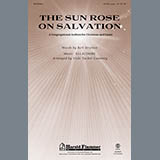 Download Vicki Tucker Courtney The Sun Rose On Salvation sheet music and printable PDF music notes